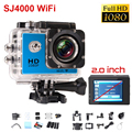 SJ 4000 Wifi Mini Camera 1080P HD Sport DV Go Waterproof Pro Photo Camera bicycle helmet Video Cam Car Dvr Sj7000 Style