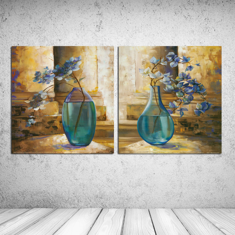 Hot sales About wall craft Phalaenopsis wallpaper home decor oil painting on canvas for living room wall sticker RZ-CC057