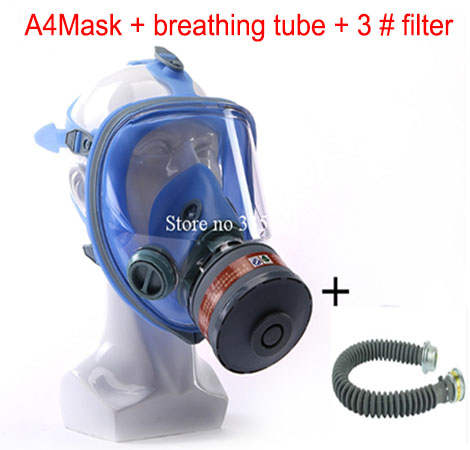 masque respiratoire style