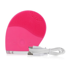 Vibrating Waterproof Deep Cleaning Silicone Face Brush