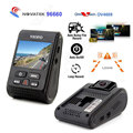 "Free shipping! Original VIOFO A119 2.0"" Screen Capacitor Novatek96660 H.264 2K HD 1440P 1080P Car Dash Camera DVR G sensor WDR"