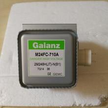 Galanz micro ondas magnétron m24fc 710a, nova marca original, peças do forno, 1 peça
