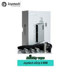 Joyetech eGrip 2 II 80 W Kit Complet avec Cran Bobine