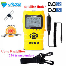 Vmade TM851 Finder Satellite signal Finder HD 1080 DVB-S2 MPEG-2/MPEG-4 FTA Digital Satellite meter LCD Display satlink V8 freesat v8 finder satellite finder ship from spain 1080p hd dvb s2 satlink ws 6950 mpeg 2 mpeg 4 vs satlink 3 5inch lcd screen