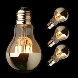 Edison A19 Globe LED Bulb 8W 2