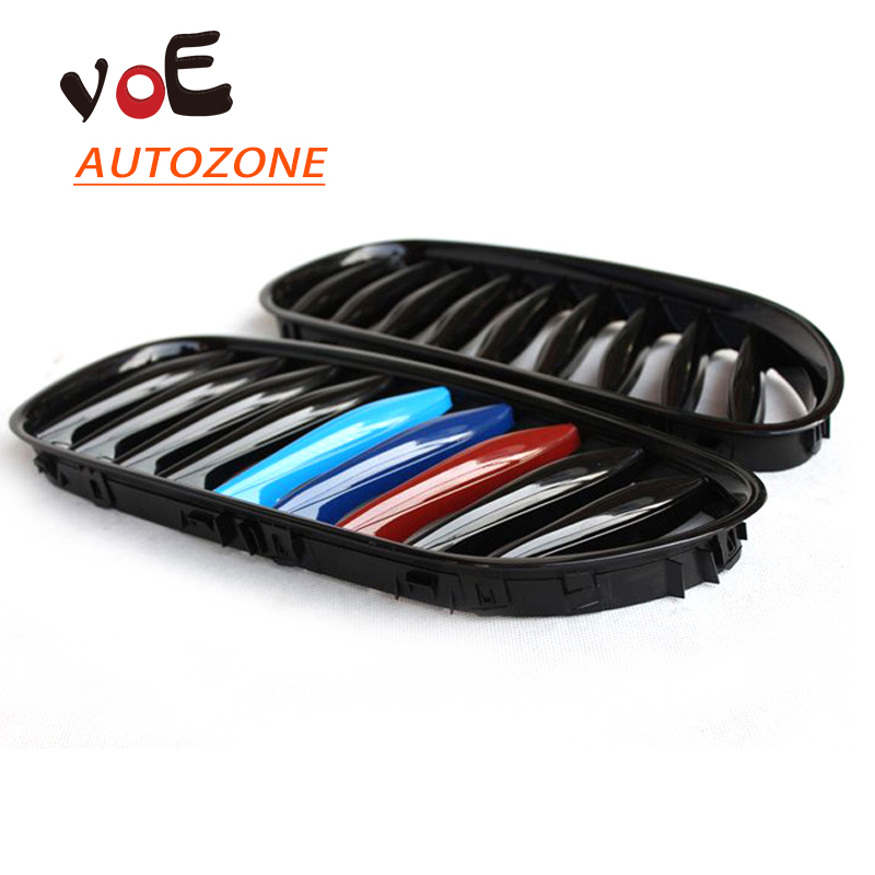 2003-2008 Kidney Shape Gloss 3-color ABS Plastic E85 E86 Auto Car Front Racing Grill Grille for BMW E85 E86 Z Series 20i 28i 30i стол hamburg kettler