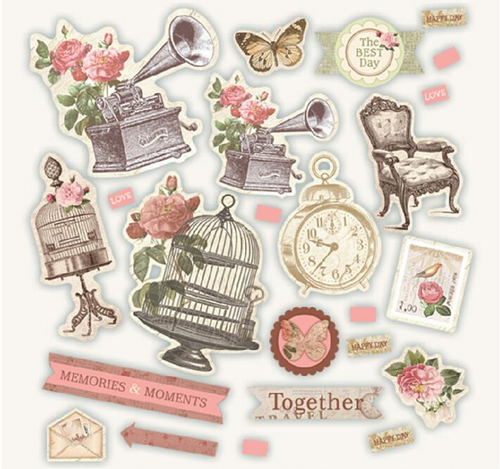 vintage lift paper tag kit paper crafts and scrapbooking