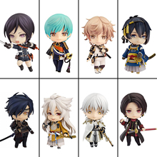 10cm Anime Touken Ranbu Nendoroid 594  Online Yagen Toushirou Toshiro  511 518 581 557 525 651 Mikazuki Munechika Figure