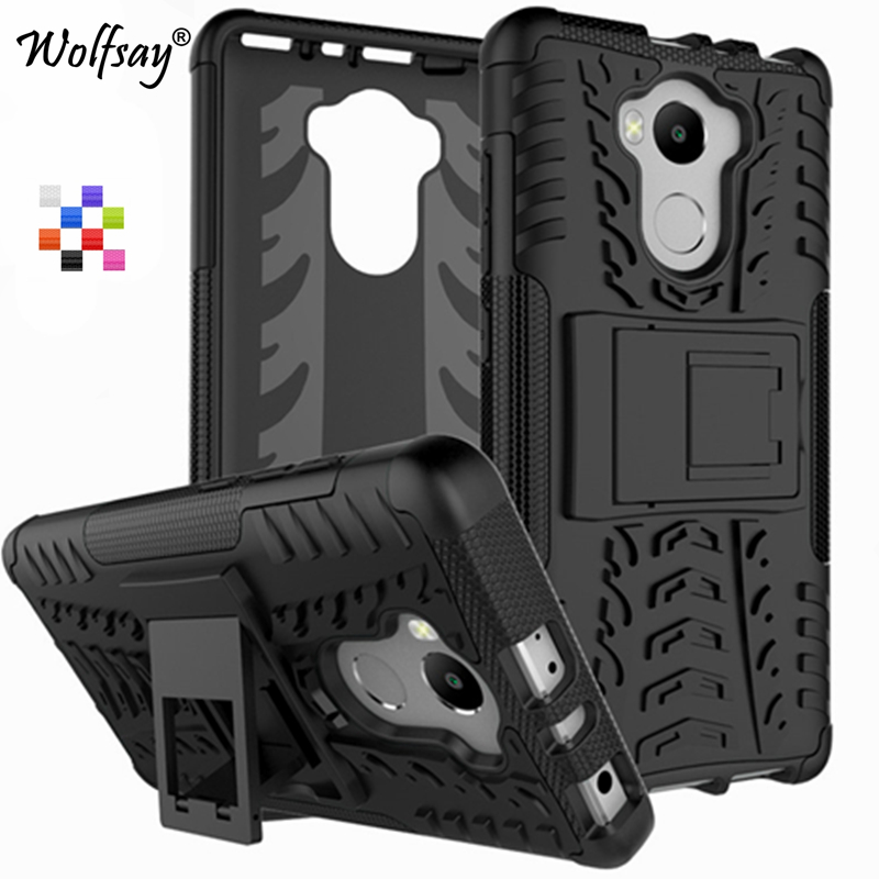 "Case Xiaomi Redmi 4 Pro Cover 5.0"" Shockproof Rubber & PC Phone Cover For Xiaomi Redmi 4 Case For Xiaomi Redmi 4 Pro Prime ]"