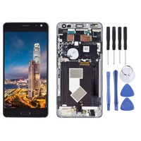 High Quality LCD Screen and Digitizer Full Assembly Lcd Replacement Glass With Frame For ASUS ZenFone AR / zs571kl / vk570kl