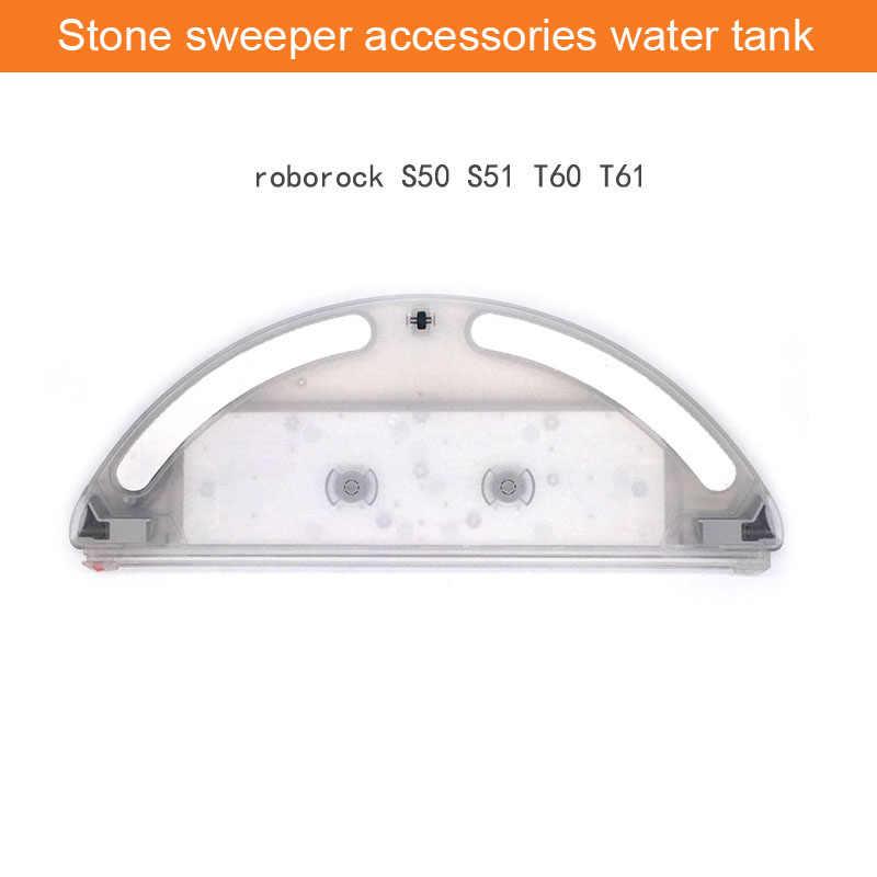 HOT! Tanque De Água Para Xiaomi Roborock S50 S51 S55 T60 T61 Vácuo Peças Mais Limpas