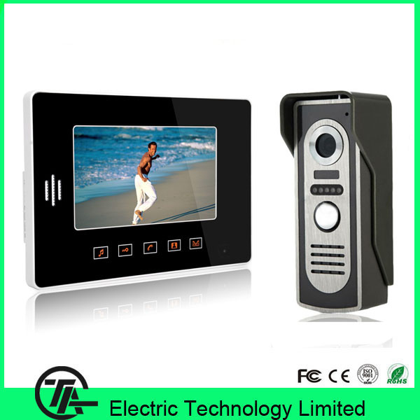 apartments video intercom system home security monitor