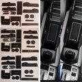Car-Styling Fit For Honda Civic 2016 Non-slip Mat Gate Slot Mat Door Groove Mat High Quality Latex Car-cup Mat 16Pcs Per Set