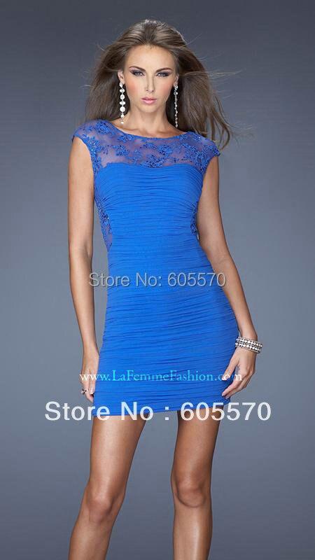 8cc704717 8898c4b37f25dcec4026e34bb7af9583 vestidos de coctel azul electrico