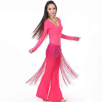Belly Dance Costume 3 Piece(Top+Waist Towel+Pants) Belly Dancing Clothes Bellydance 10 Colors Clothing For Dance Indian Dresses