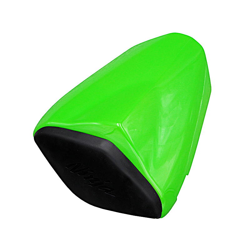 For Kawasaki ZX6R ZX 6R 2009 2010 2011 2012 2013 2014 motorbike seat cover Brand Motorcycle Green fairing rear sear cowl cover car rear trunk security shield shade cargo cover for hyundai tucson 2006 2007 2008 2009 2010 2011 2012 2013 2014 black beige