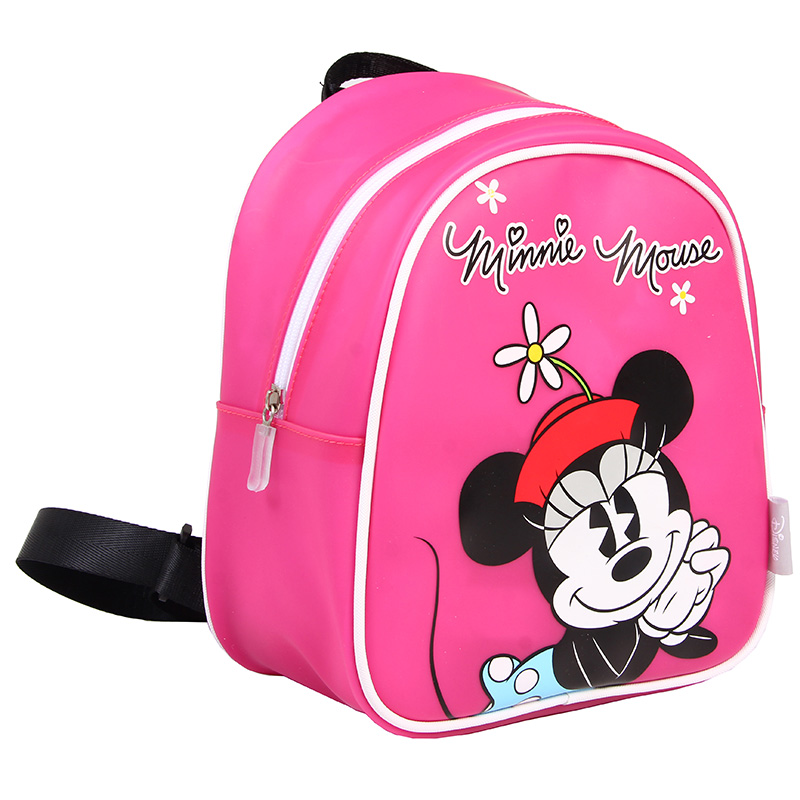 Pink Kids Toddler Baby Cute Minnie Mouse Chracter Safety Harness Backpack