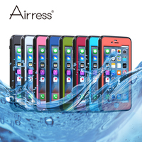 Airress IP68 Waterproof Case Skin Cover For Apple Iphone 6 6s 6 Plus 6s Plus With
