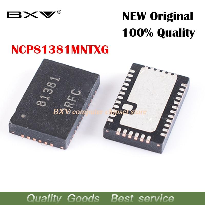 2pcs NCP81381MNTXG NCP81381 P81381 81381 QFN-36 New Original Free Shipping