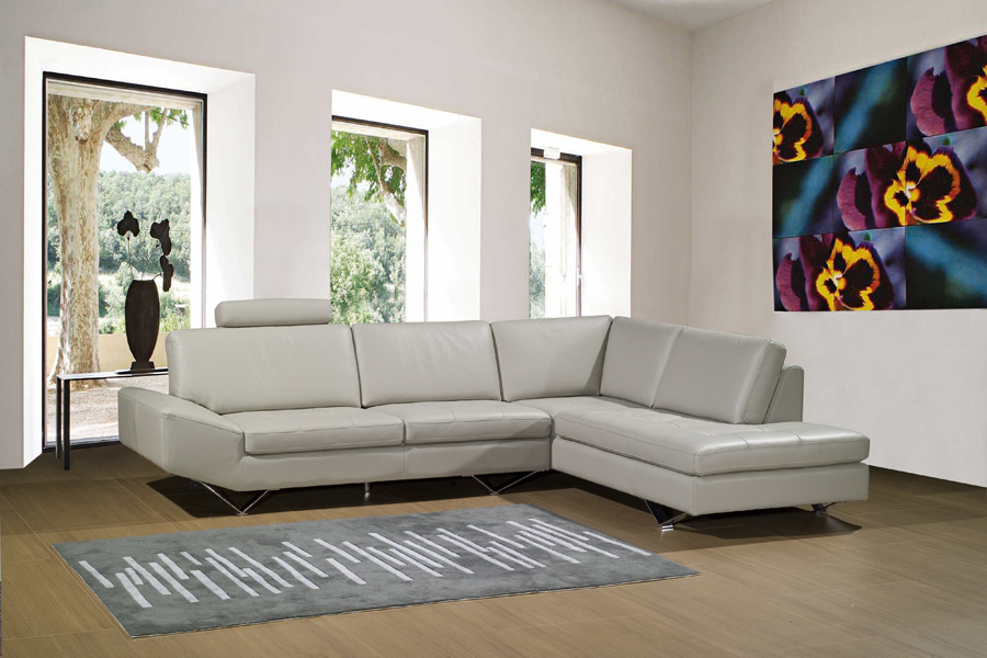 Elegante en rationele lederen bank Sofa in de woonkamer sectionele - - Meubilair - Foto 2