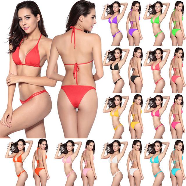 2017 Collection Bikini Swimwear