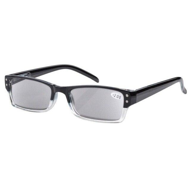 fffabf138d22 R012 Eyekepper Spring Hinges Reading Glasses Men Women With Case Grey Lens  Sun Readers +1/1.25/1.5/1.75/2/2.25/2.5/2.75/3/3.5/4