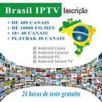 Brazil TV APK for Tigre box HTV6 HTV BOX 5 iptv HTV3 HTV box 6 Brazilian  Portuguese TV Internet Streaming box Live HD Filmes On