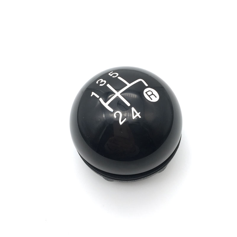 5 Speed 6 Gear Car Shift Knob For Fiat 500 Styling Accessories