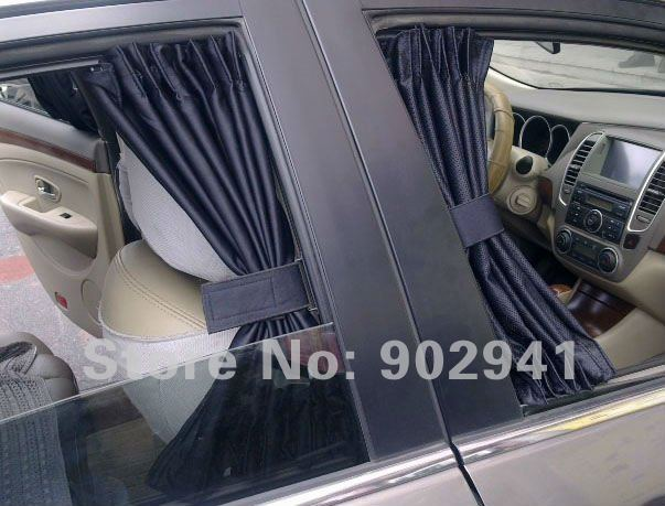 50*39cm car sun shade side window curtain auto car curtains car suv window curtain side window ...