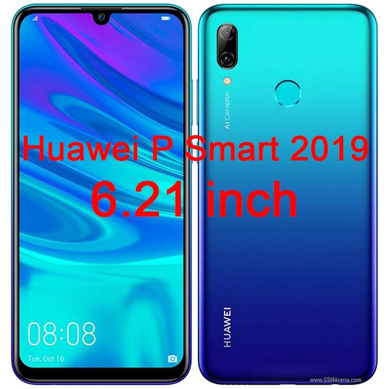 Tempered Glass for Huawei P Smart 2019 Screen Protector Film for P6 P7 P8  P9 P10 Protective Phone Glass for Huawei P Smart Plus