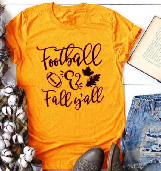 Football Fall Y'All Hipster...