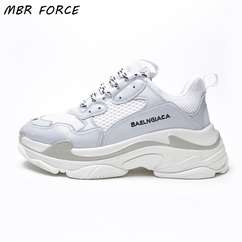 MBR FORCE 2018 New Women Sneakers Flat Travel Shoes Lace Up Platform Creepers Female Casual Flats Ladies Shoes Tenis Feminino instantarts casual women s flats shoes emoji face puzzle pattern ladies lace up sneakers female lightweight mess fashion flats