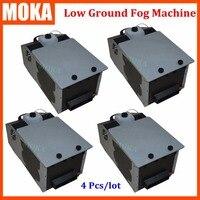 4PCS/lot Smoke Fog Machine 3000w Low Smoke Machine DMX512 With Remote Controller For Wedding