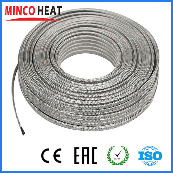 Minco Brand Pipe Defrost Cable Road Deicing Self Regulating Electric ...