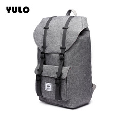 YULO Men Backpack  Waterproof Back Pack Designer Backpacks Male High Quality Unisex Nylon bags Shoulder Bags Computer Packsack