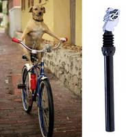 Adjustable MTB Bike Bicycle Damping Seatposts Aluminum Alloy Cycling Shock Absorb Seat Post Tube With Iron