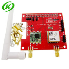 цена на 1pcs Long distance wireless Lora Shield Hat 433/868/915Mhz Leonardo, UNO, Mega2560, Duemilanove, Due