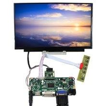 """HDM VGA DVI Audio LCD Carte Contrôleur 11.6 """"N116HSE EJ1 1920X1080 IPS LCD Panneau"""