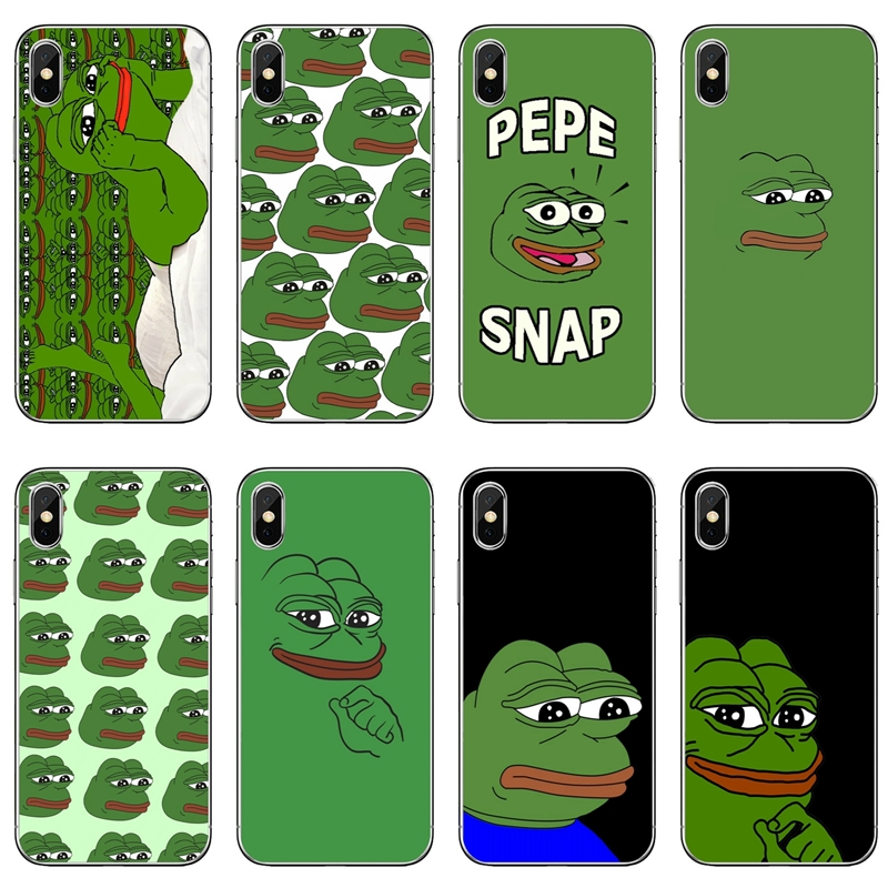 Earnest Funny Pepe The Frog Meme For Huawei Honor 10 9 Lite 8 8c 8x 7a 7c 7x 6 Play 6x 6a 6c 5a Lyo-l21 V8 V10 Soft Mobile Phone Case Unequal In Performance Cellphones & Telecommunications Phone Bags & Cases