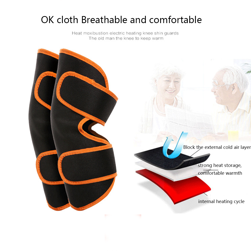 Electric Heating Knee Massager  (14)