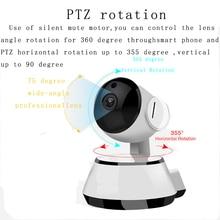 720P 32G/64G Wifi Wireless Camera Indoor Smart Wireless Security Camera Surveillance Wi Fi Night Vision Network Ip Camera CM.V8