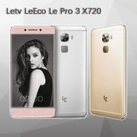New Letv Le Pro 3 X720 Snapdragon 821 5.5 Dual SIM 4G LTE Mobile Phone 4 / 6 G RAM 64 G ROM fingerprint ID 4070mAh NFC