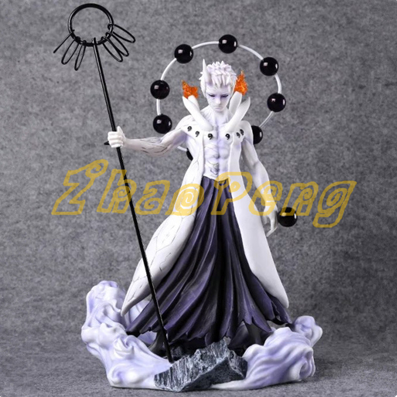 Uchiha Obito action figure Naruto Naruto figure Rikudousennin ver Collection Decoration model High quality brinquedos gift toy
