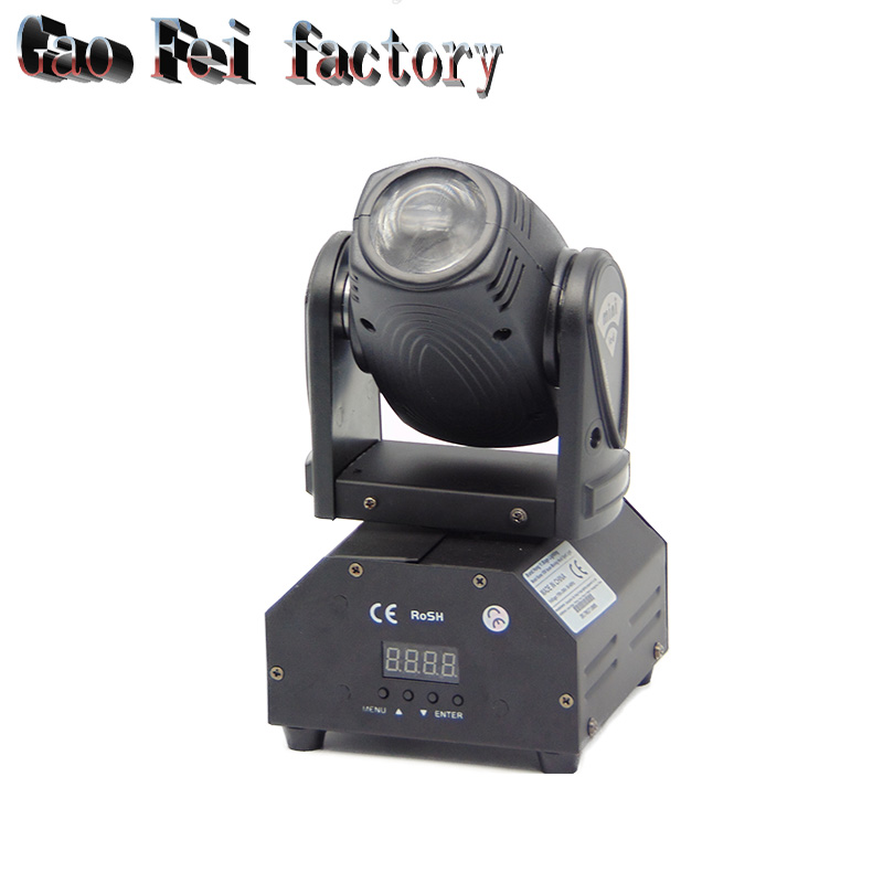 New Moving Head Led beam Light 10W 4in1 RGBW Led Party Light DJ Lighting Beam Moving Head DMX DJ Light free shipping led moving head double flying light 16pcs cree rgbw 4in1 led dmx 512 beam led moving light