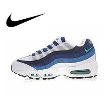 342430521a6 Nike Air Max 95 OG Original authentique hommes chaussures de course  respirant baskets Sport extérieur athlétique Designer chauss.