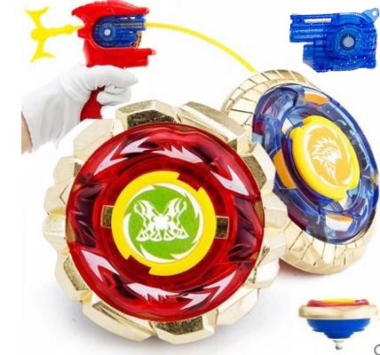 Children's toys Gyro Set two Battle beyblade gyroscope beyblade metal fusion brinquedo