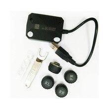ATOTO USB TPMS مراقبة ضغط الإطارات مجسات نظام AC UTP1 المحدد ل ATOTO A6/A6Y نماذج