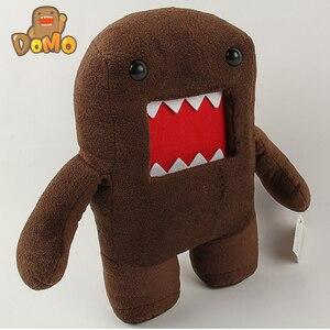 Image 3 - 20cm Kawaii Domo Kun Domokun 플러시 장난감 인형 재미 있은 Domo kun 플러시 장난감 부드러운 인형 동물 어린이를위한 장난감 어린이 크리스마스 선물