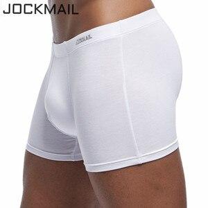 Image 4 - 5Pcs/lot Underwear Men Modal Boxers Shorts Mens Panties Short Breathable Shorts Boxers Home Underpants Men Underwear Boxer XXXL