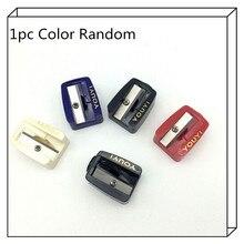 Sharpener Pencil Cosmetic Pencil/makeup-Pencil 1pc for Color-Random Useful